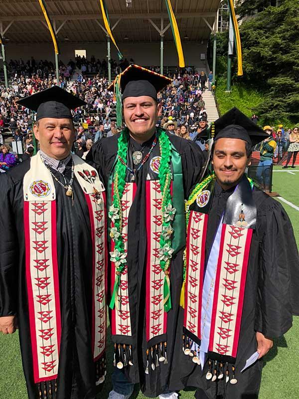 NAS graduates